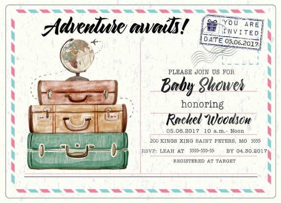 Travel-Themed-Baby-Shower-Invitation